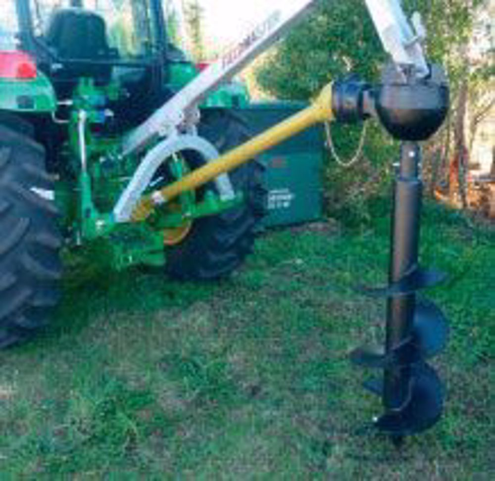 Picture of Ezy-Bore 80 HD Post Hole Borer
