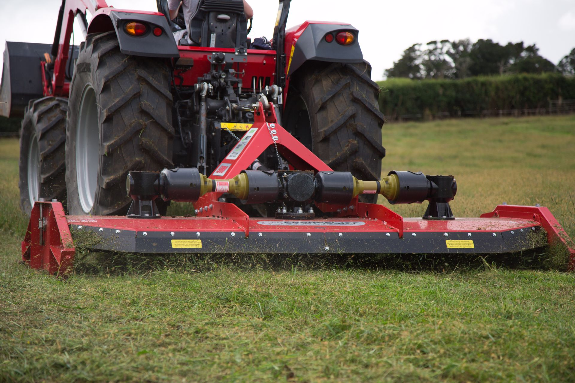 Picture for category Rotary Mowers, Mulchers & Toppers
