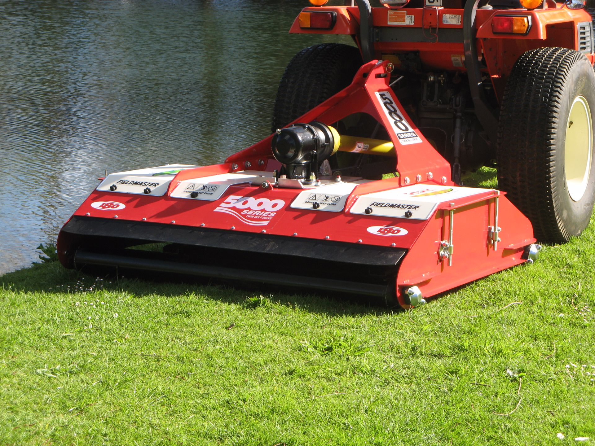Picture for category Parks & Sports Field Mowers