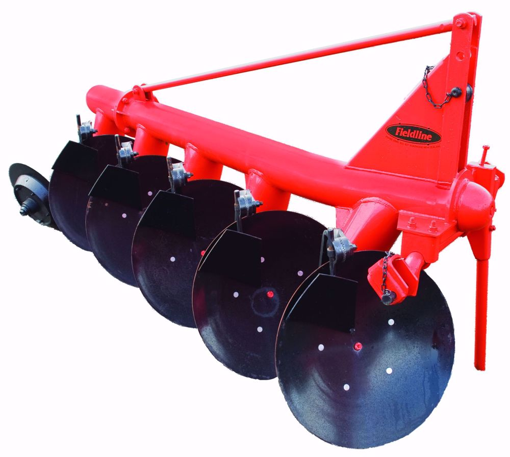 Picture of MF Disc Ploughs