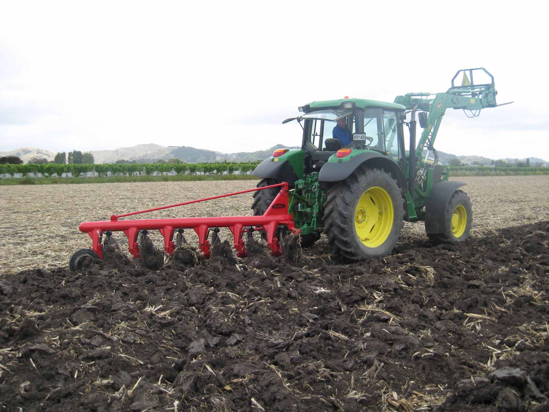 Picture for category Disc Ploughs