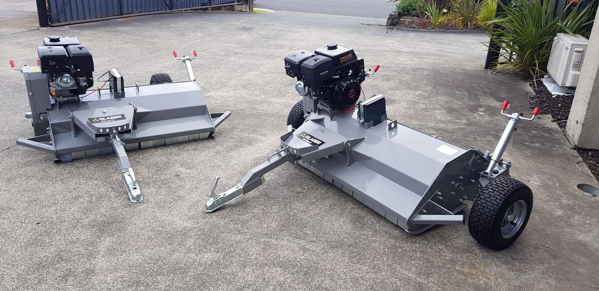 Picture for category Towed Mowers